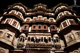 indore rajwada tourist place