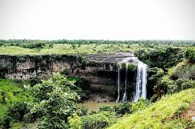 chatarpur waterfall