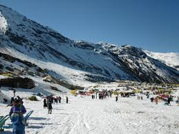rohtang pass informative image