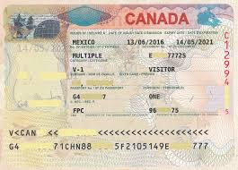 Canada image for information